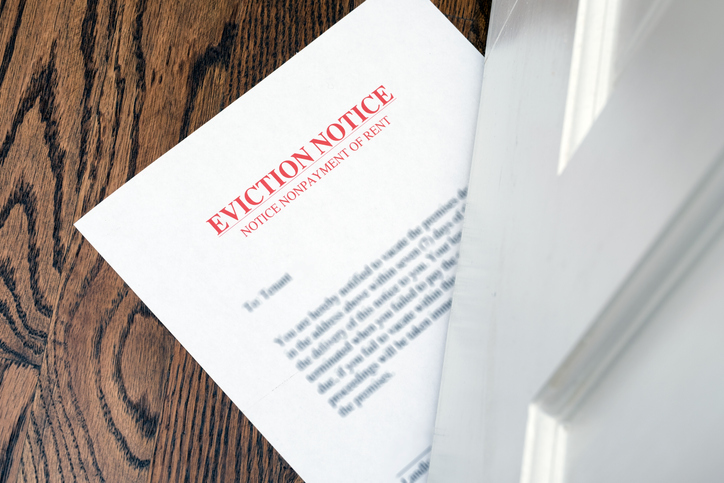 How to Handle a Tenant Who Won't Leave After Eviction