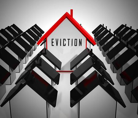 Evicting at-will tenancies