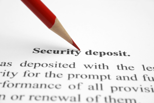 Could Security Deposit Bans Be On The Horizon