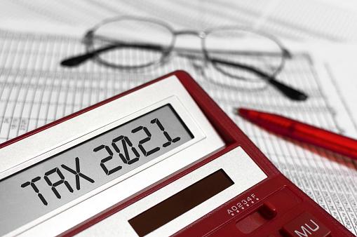 tax season calculator